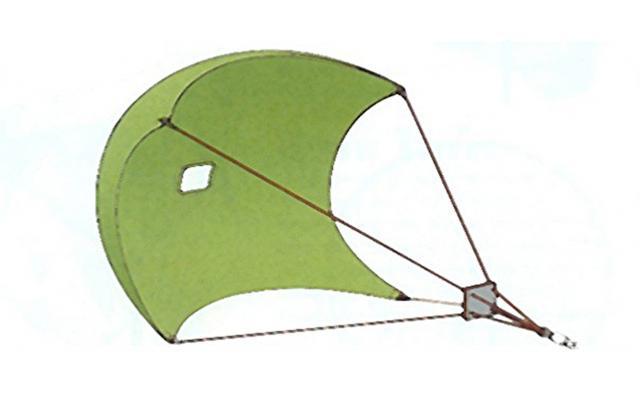 парашют для прикормки
